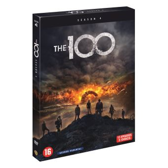 The 100The 100 Saison 4 DVD
