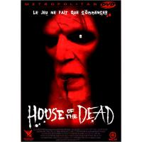 House of the Dead DVD