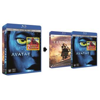 Avatar/Titanic-DUO-PACK BNLBD