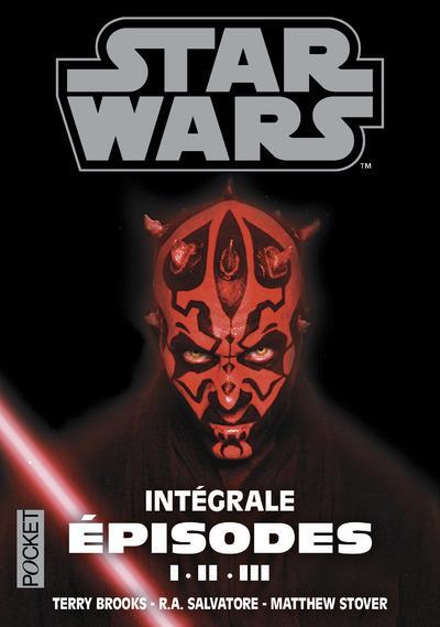 Star Wars - L'intégrale : Tome 1, Tome 2 et Tome 3 Tome 1 : Star Wars Prélogie - épisodes I.II.III - Intégrale