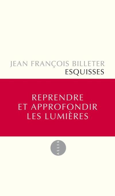 Esquisses (édition remaniée) - 9791030407792 - 4,99 €