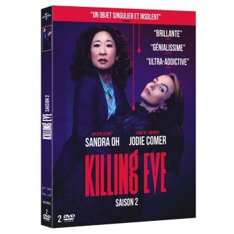 Killing EveKilling Eve Saison 2 DVD