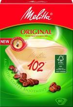 80 filtres à café Melitta Original Taille 120