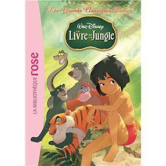 Les grands classiques DisneyLes Grands Classiques Disney 03 - Le Livre de la Jungle