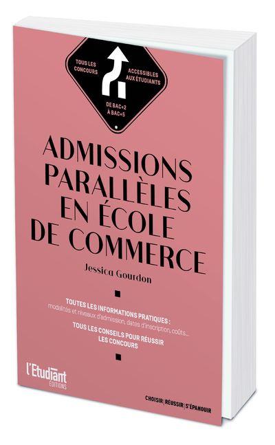 Admissions parallèles en écoles de commerce