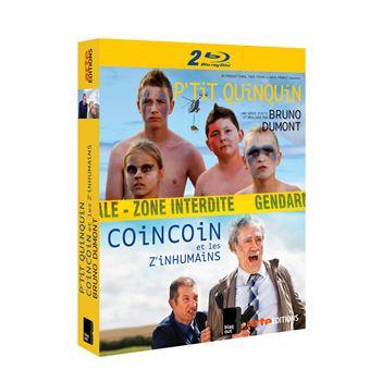 Coincoin et les Z'inhumainsCoffret P'tit Quinquin Coincoin et les Z'inhumains Blu-ray