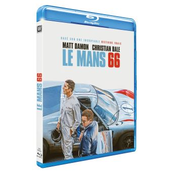 Le Mans 66 Blu-ray