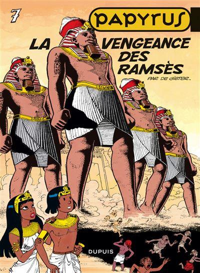 La vengeance des Ramsès