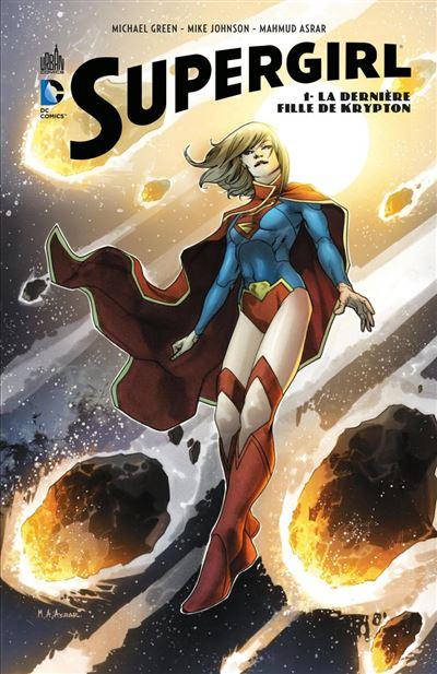 Supergirl - Tome 1 - La dernière fille de krypton - 9791026834458 - 7,99 €