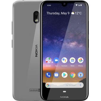 "Smartphone Nokia 2.2 4G 16GB Steel 5.7"""