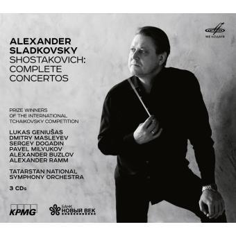 Chostakovich : Complete Concertos