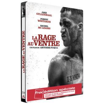 La rage au ventre Steelbook Edition spéciale Fnac Blu-ray
