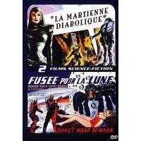 La Martienne diabolique - Fusée pour la Lune - Coffret
