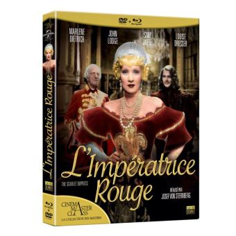 L'Impératrice rouge Combo Blu-ray DVD