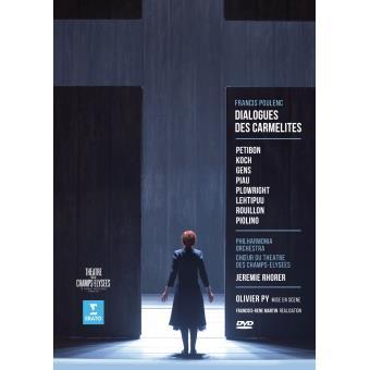 DIALOGUE DES CARMELITES/2DVD