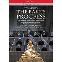 RAKE S PROGRESS/DVD