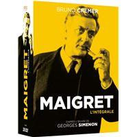 Maigret L'intégrale de la série Volumes 1 à 7 Coffret DVD