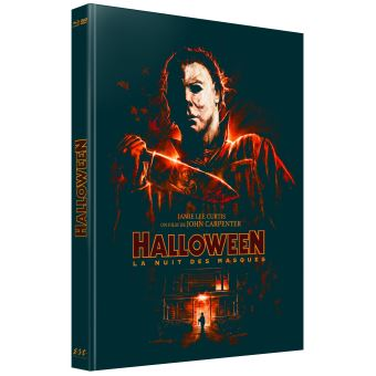 HalloweenHalloween Edition Collector du 40ème Anniversaire Combo Blu-ray DVD