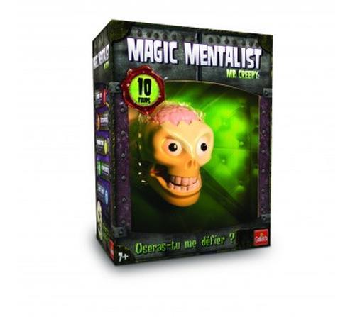 Kit de Magie Magic Mentalist Mr Creepy Goliath