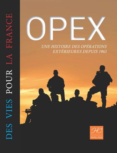 Opex des vies pour la France