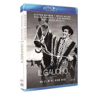 Le Gaucho Blu-ray