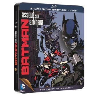 Batman - Assault On Arkham Steelcase Edition