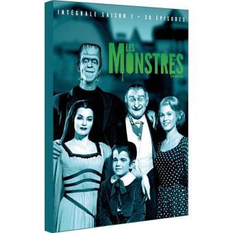 Les MonstresLes Monstres Saison 1 DVD