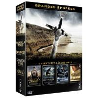 Kingdom of war - Nomad - Outlander, le dernier viking - Valhalla Rising, le guerrier des ténèbres - Coffret
