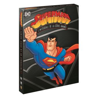 SupermanCoffret Superman : La série animée DVD