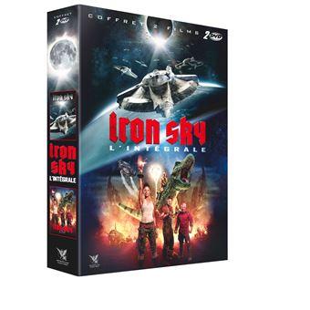 Iron SkyCoffret Iron Sky L'intégrale DVD