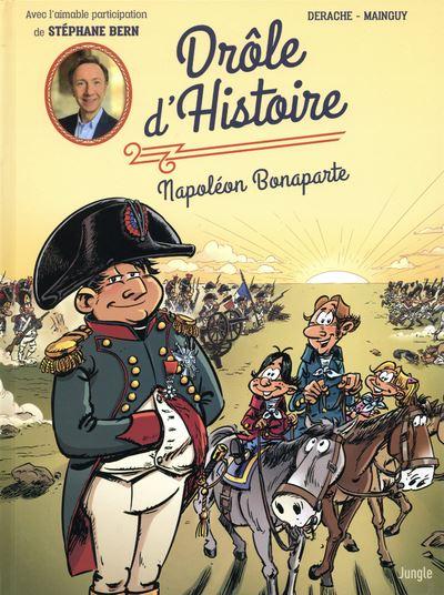 Drôle d'Histoire - tome 2 Napoléon Bonaparte