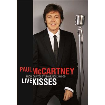 Live Kisses From Capitol Studios, Hollywood DVD