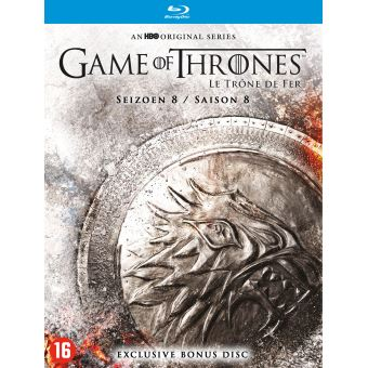 Game of Thrones excl-S8  BLU RAY