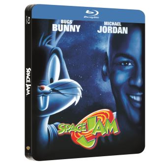 Space Jam Steelbook Blu-ray