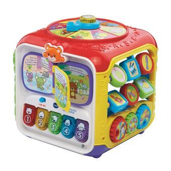 Super cube des découvertes Vtech Baby