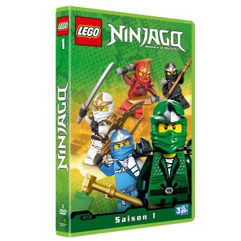 Lego NinjagoLego Ninjago Saison 1 DVD