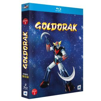 GoldorakGoldorak Saison 1 Volume 2 Blu-ray