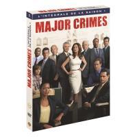 Major crimes Saison 1 DVD