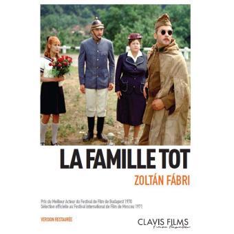 La Famille Tot DVD