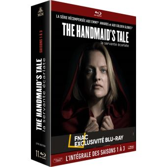 The Handmaid's TaleCoffret The Handmaid's Tale Saisons 1 à 3 Exclusivité Fnac Blu-ray