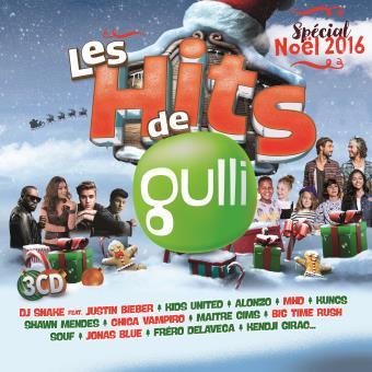 affordable price quality products hot product Les Hits de Gulli Spécial Noël 2016 Coffret