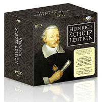 Heinrich Schütz edition - Coffret 19 CD
