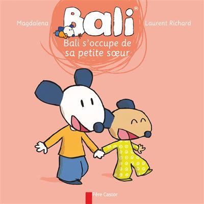 Bali -  : Bali s'occupe de sa petite soeur