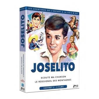 Coffret Joselito Volume 2 Blu-ray