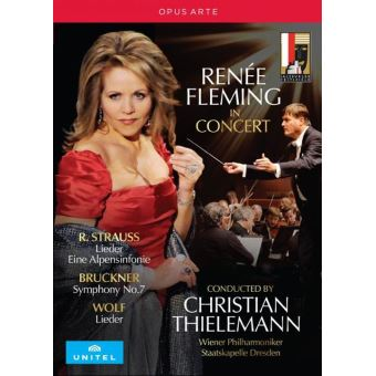 Renée Flemming In Concert DVD