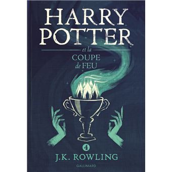 Harry potter tome 4 harry potter et la coupe de feu - Harry potter et la coupe de feu acteurs ...
