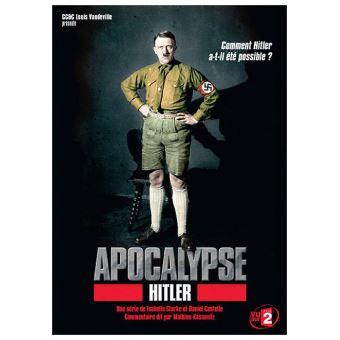 ApocalypseApocalypse : Hitler DVD