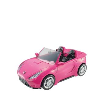 voiture cabriolet barbie rose accessoire poup e achat prix fnac. Black Bedroom Furniture Sets. Home Design Ideas