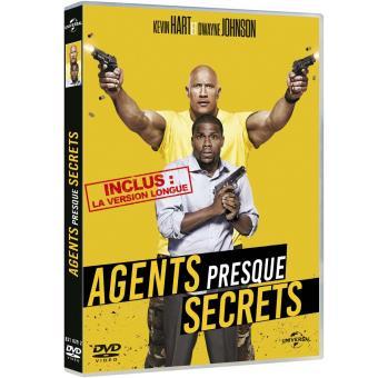 Agents presque secrets DVD