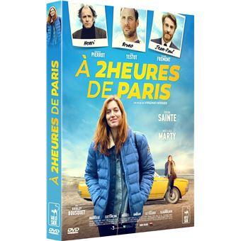 À 2 heures de Paris DVD